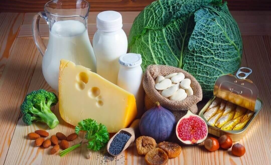 Kalsiyum ve D Vitamini Eksikliği